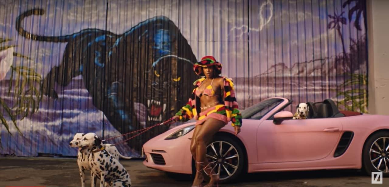 """Iza lança """"Gueto"""", uma celebração ao afrofuturo"""