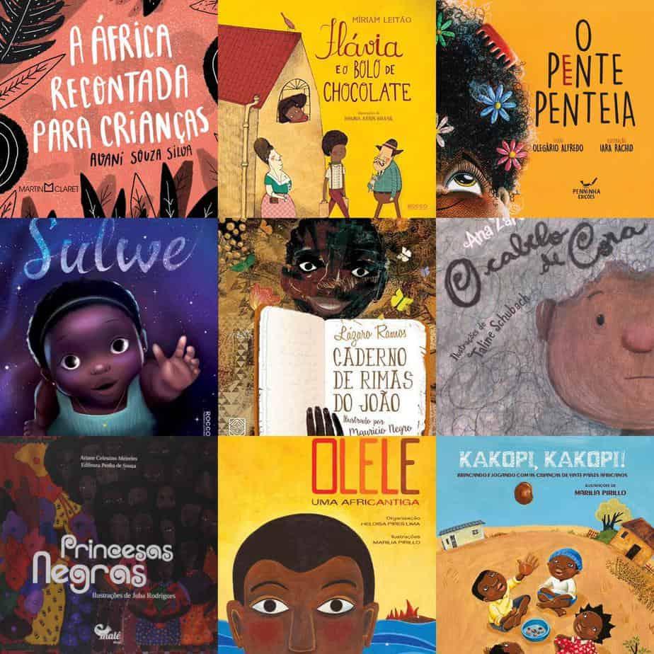 10 dicas de livros infantis sobre raça para você ler com os filhos