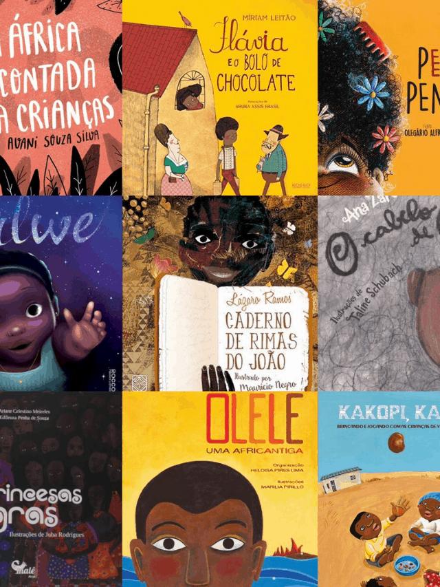mais 5 livros sobre raça para ler com os filhos