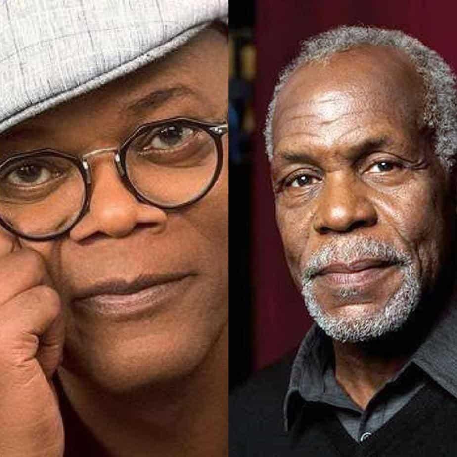 Oscar vai homenagear Danny Glover e Samuel L. Jackson