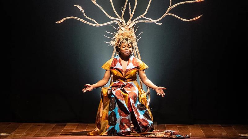 Espetáculo inspirado em mitologias africanas estreia em espaço cultural virtual