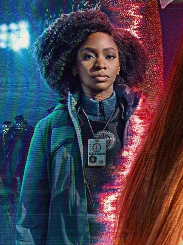 Monica Rambeau, a capitã Marvel