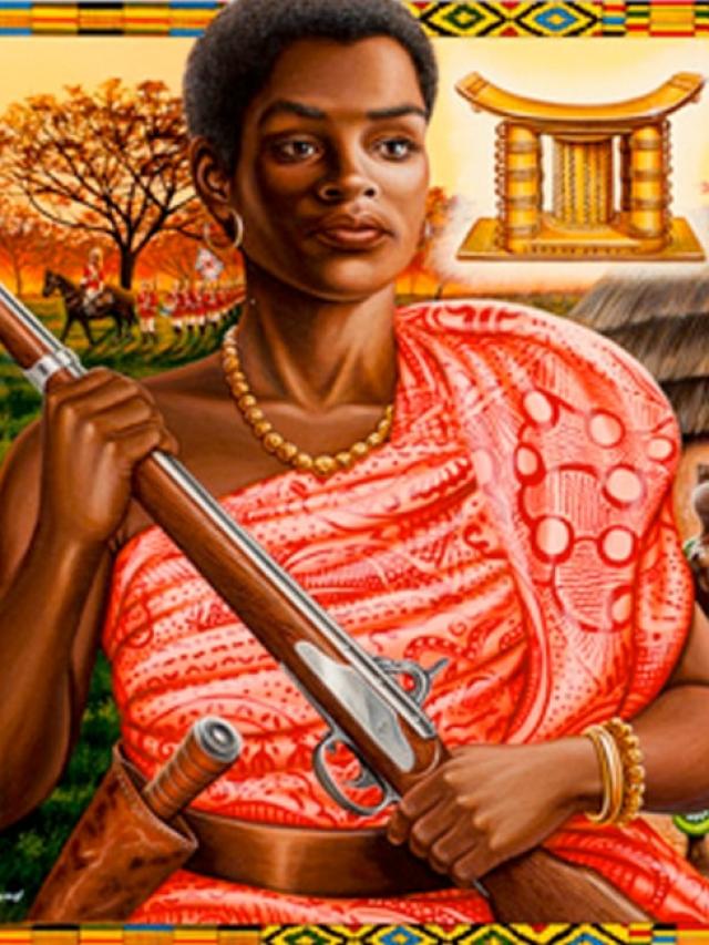 A rainha africana que derrotou os britânicos