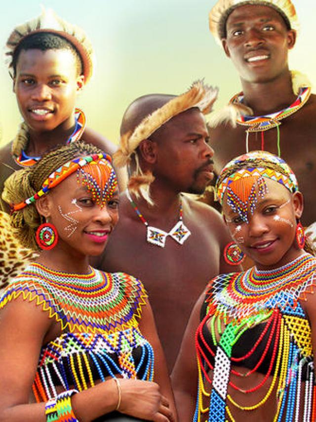 Diversidade de Etnias Africanas