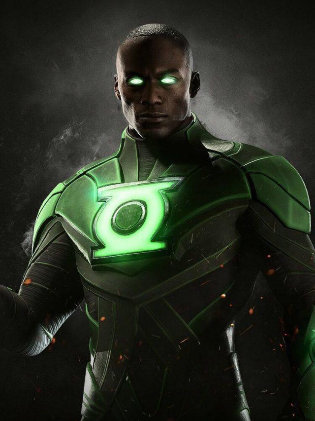 Conheça o Lanterna Verde