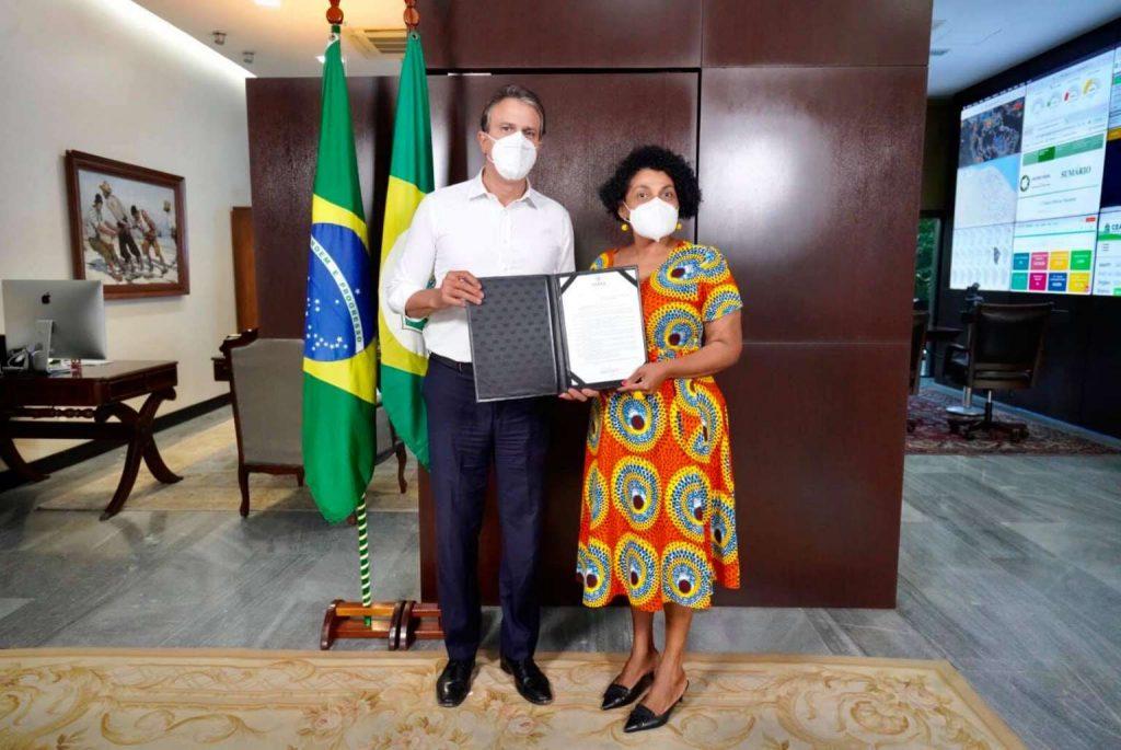"Governo do Ceará concederá ""Selo Município Sem Racismo"""