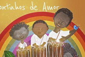 """Projeto apresenta orixás e entidades às crianças; ouça """"Pontinhos de Amor"""""""